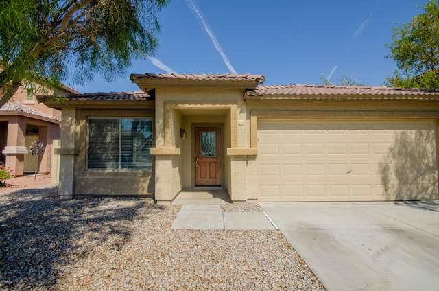 5793 S 249TH Lane, Buckeye, AZ 85326 (MLS #5962831) :: CC & Co. Real Estate Team