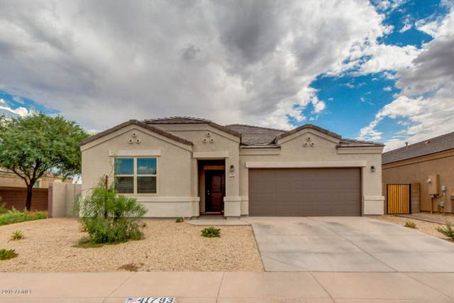 41793 W Rosa Drive, Maricopa, AZ 85138 (MLS #5962891) :: Openshaw Real Estate Group in partnership with The Jesse Herfel Real Estate Group