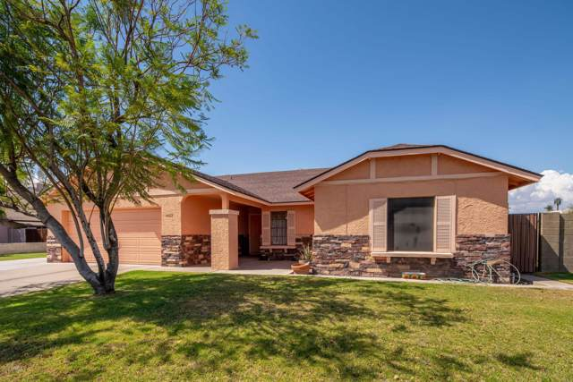 4602 W Aire Libre Avenue, Glendale, AZ 85306 (MLS #5962899) :: Riddle Realty Group - Keller Williams Arizona Realty