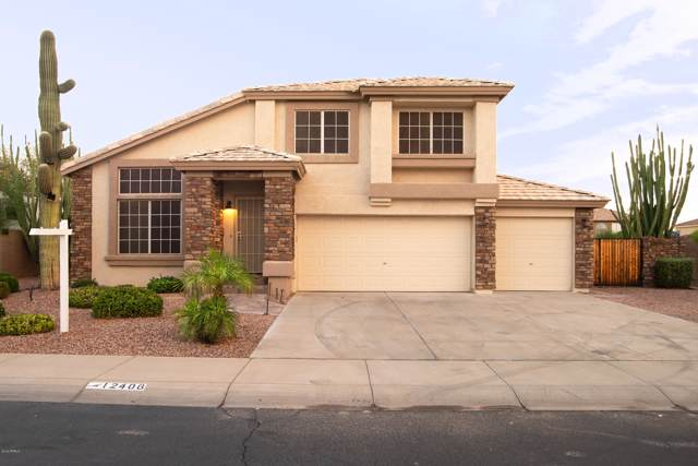 12406 W Berry Lane, El Mirage, AZ 85335 (MLS #5962909) :: The Ford Team