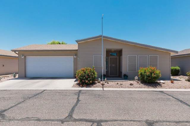 3301 S Goldfield Road #2029, Apache Junction, AZ 85119 (MLS #5962941) :: The W Group