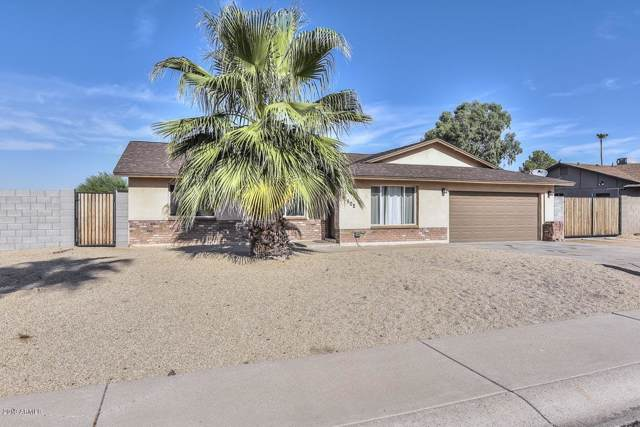 17602 N 30TH Avenue, Phoenix, AZ 85053 (MLS #5962943) :: Nate Martinez Team