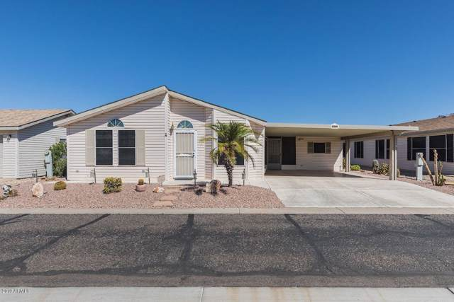 3301 S Goldfield Road #1064, Apache Junction, AZ 85119 (MLS #5962944) :: The W Group