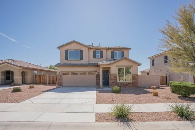 1749 S 169TH Avenue, Goodyear, AZ 85338 (MLS #5962961) :: CC & Co. Real Estate Team