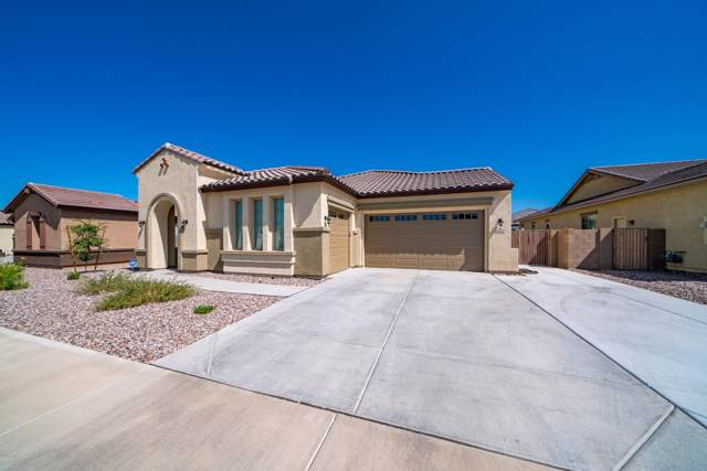 20852 E Camina Buena Vista, Queen Creek, AZ 85142 (MLS #5963004) :: Conway Real Estate
