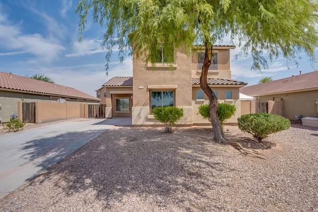 820 W Fairlane Court, Casa Grande, AZ 85122 (MLS #5963006) :: Occasio Realty