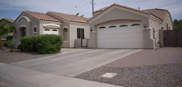 2471 E Aloe Place, Chandler, AZ 85286 (MLS #5963135) :: Riddle Realty Group - Keller Williams Arizona Realty