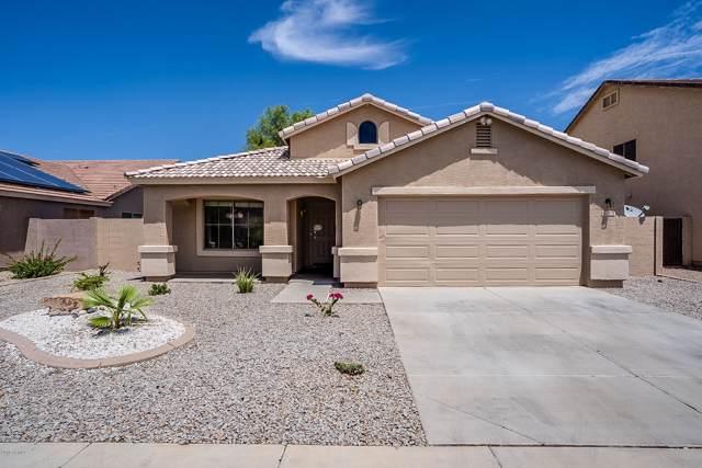 1578 E Bowman Drive, Casa Grande, AZ 85122 (MLS #5963139) :: Yost Realty Group at RE/MAX Casa Grande