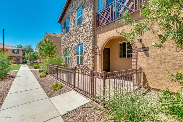 4721 E Portola Valley Drive #102, Gilbert, AZ 85297 (MLS #5963146) :: The W Group