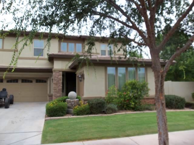 3883 E Amber Lane, Gilbert, AZ 85296 (MLS #5963155) :: Revelation Real Estate