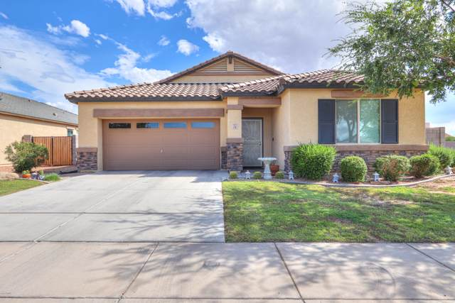 735 W Palo Verde Drive, Casa Grande, AZ 85122 (MLS #5963232) :: Riddle Realty Group - Keller Williams Arizona Realty
