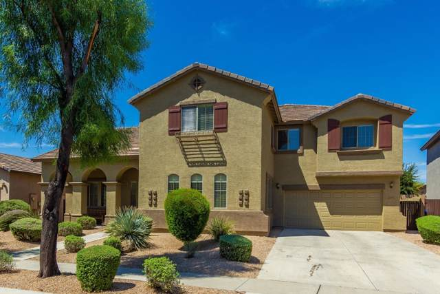 2342 W Aloe Vera Drive, Phoenix, AZ 85085 (MLS #5963240) :: Yost Realty Group at RE/MAX Casa Grande