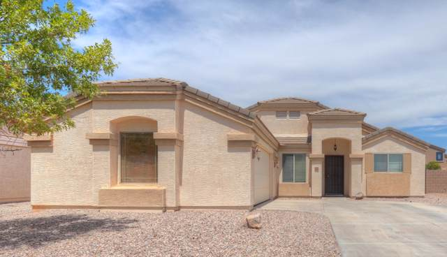 1836 E Pilgram Street, Casa Grande, AZ 85122 (MLS #5963253) :: Yost Realty Group at RE/MAX Casa Grande