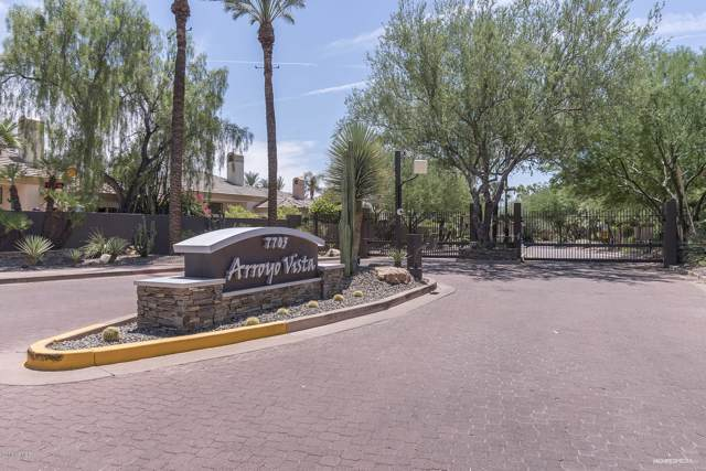 7705 E Doubletree Ranch Road #43, Scottsdale, AZ 85258 (MLS #5963284) :: Revelation Real Estate