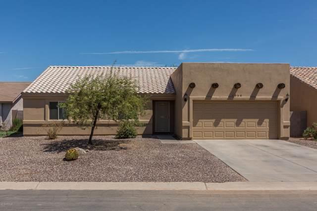 8946 W Pineveta Drive, Arizona City, AZ 85123 (MLS #5963310) :: Occasio Realty