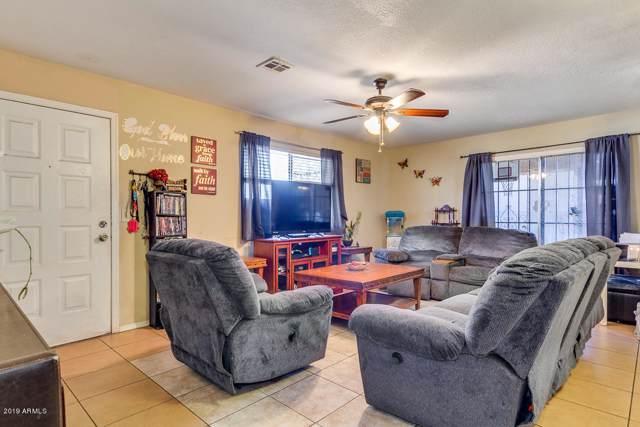 6901 W Monterosa Street #1247, Phoenix, AZ 85033 (MLS #5963320) :: Revelation Real Estate