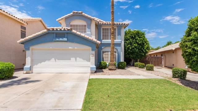 1074 W Macaw Drive, Chandler, AZ 85286 (MLS #5963362) :: The W Group