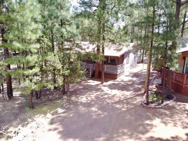 2887 Tracy Road, Overgaard, AZ 85933 (MLS #5963374) :: Team Wilson Real Estate