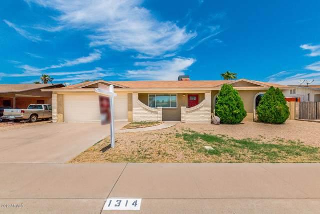 1314 W Shannon Street, Chandler, AZ 85224 (MLS #5963404) :: CC & Co. Real Estate Team