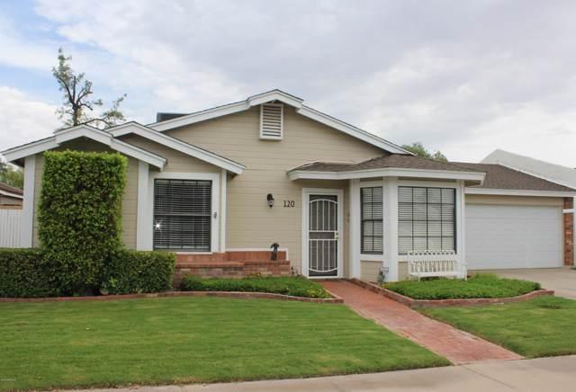 120 E Hartford Avenue, Phoenix, AZ 85022 (MLS #5963411) :: CC & Co. Real Estate Team