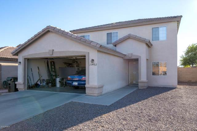 13402 N 124th Lane, El Mirage, AZ 85335 (MLS #5963424) :: The Ford Team