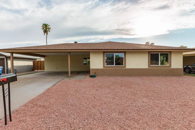 1330 N Beverly Circle, Mesa, AZ 85201 (MLS #5963443) :: CC & Co. Real Estate Team