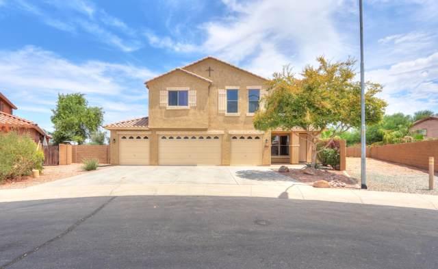 45516 W Mountain View Road, Maricopa, AZ 85139 (MLS #5963463) :: The Daniel Montez Real Estate Group