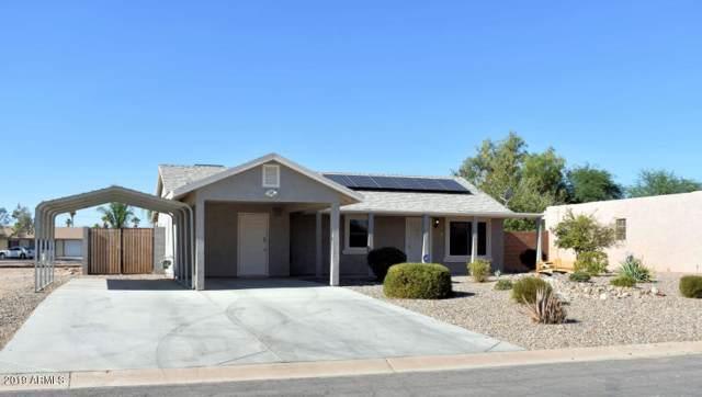 9561 W Swansea Drive, Arizona City, AZ 85123 (MLS #5963481) :: Occasio Realty
