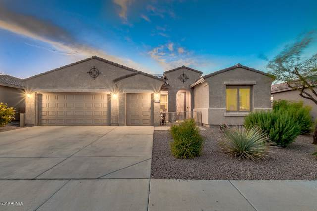 42534 W Sea Eagle Drive, Maricopa, AZ 85138 (MLS #5963482) :: Nate Martinez Team