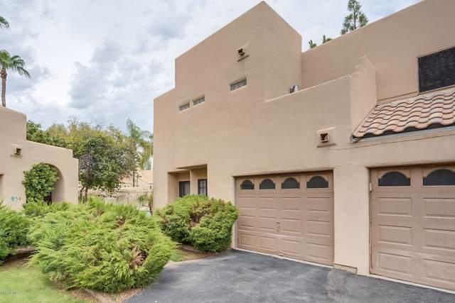 5665 W Galveston Street #35, Chandler, AZ 85226 (MLS #5963494) :: Team Wilson Real Estate
