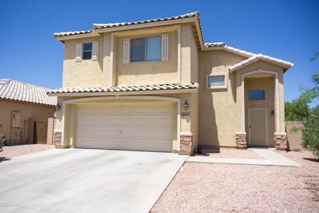 25270 W Clanton Avenue, Buckeye, AZ 85326 (MLS #5963496) :: Riddle Realty Group - Keller Williams Arizona Realty