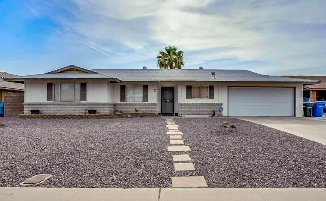 10016 N 36TH Drive, Phoenix, AZ 85051 (MLS #5963500) :: CC & Co. Real Estate Team