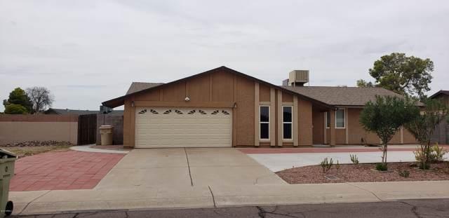 15432 N 61ST Drive, Glendale, AZ 85306 (MLS #5963509) :: Riddle Realty Group - Keller Williams Arizona Realty