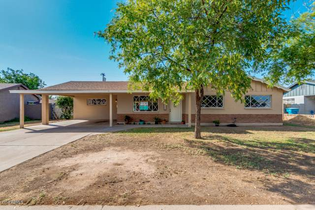 3226 W Columbine Drive, Phoenix, AZ 85029 (MLS #5963524) :: CC & Co. Real Estate Team