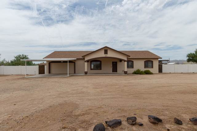 1936 N 191ST Avenue, Buckeye, AZ 85396 (MLS #5963528) :: CC & Co. Real Estate Team
