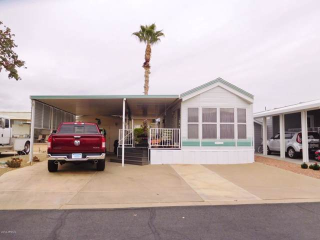 17200 W Bell Road #1269, Surprise, AZ 85374 (MLS #5963529) :: The Garcia Group