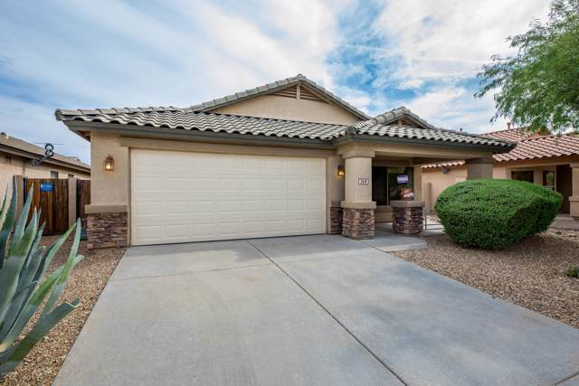 2419 W Blue Sky Drive, Phoenix, AZ 85085 (MLS #5963554) :: Riddle Realty Group - Keller Williams Arizona Realty