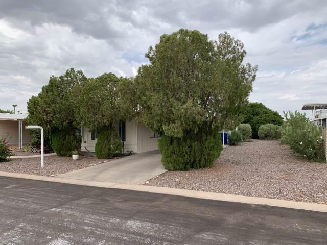 3160 E Main Street #20, Mesa, AZ 85213 (MLS #5963573) :: The W Group