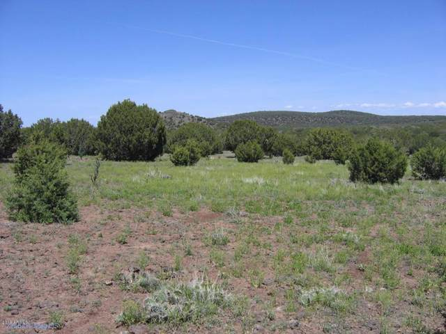 000 N Quail Road, Williams, AZ 86046 (MLS #5963609) :: The Property Partners at eXp Realty