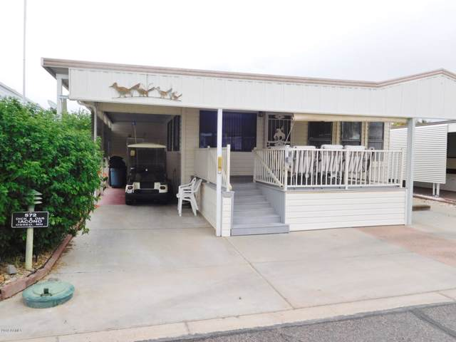 17200 W Bell Road #572, Surprise, AZ 85374 (MLS #5963624) :: The Kenny Klaus Team
