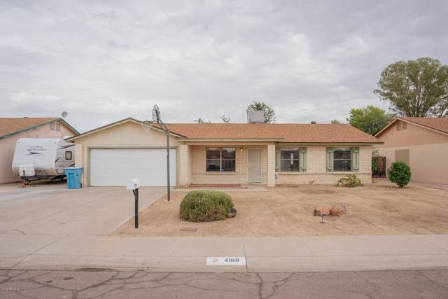 4160 W Sunnyside Avenue, Phoenix, AZ 85029 (MLS #5963628) :: Riddle Realty Group - Keller Williams Arizona Realty