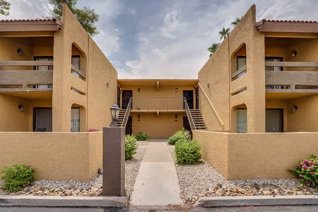 8500 E Indian School Road #243, Scottsdale, AZ 85251 (MLS #5963633) :: Devor Real Estate Associates