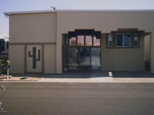 17200 W Bell Road #1014, Surprise, AZ 85374 (MLS #5963656) :: The Garcia Group