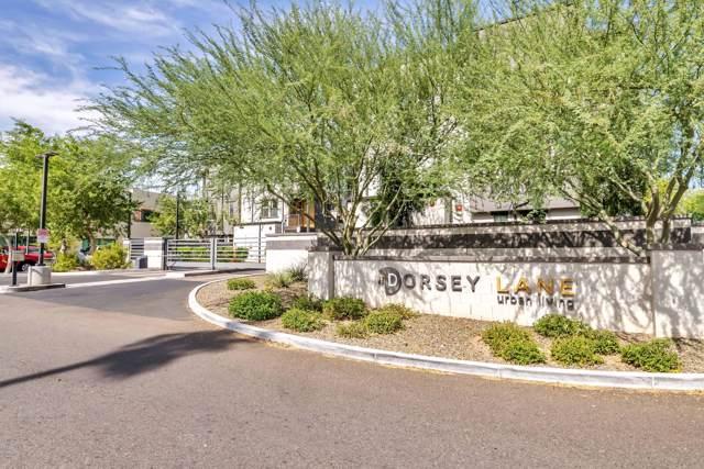 2090 S Dorsey Lane #1017, Tempe, AZ 85282 (MLS #5963677) :: Devor Real Estate Associates