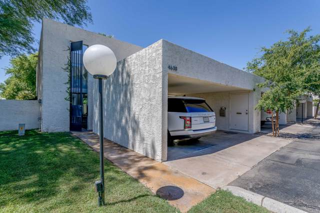 4638 N 40TH Street, Phoenix, AZ 85018 (MLS #5963683) :: CC & Co. Real Estate Team
