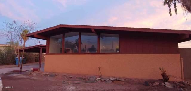 2121 W Jefferson Street, Phoenix, AZ 85009 (MLS #5963764) :: The Bill and Cindy Flowers Team