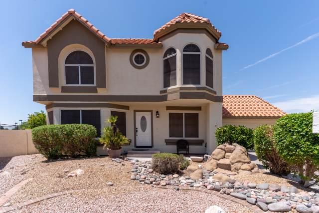 2560 N Lindsay Road #16, Mesa, AZ 85213 (MLS #5963775) :: Revelation Real Estate