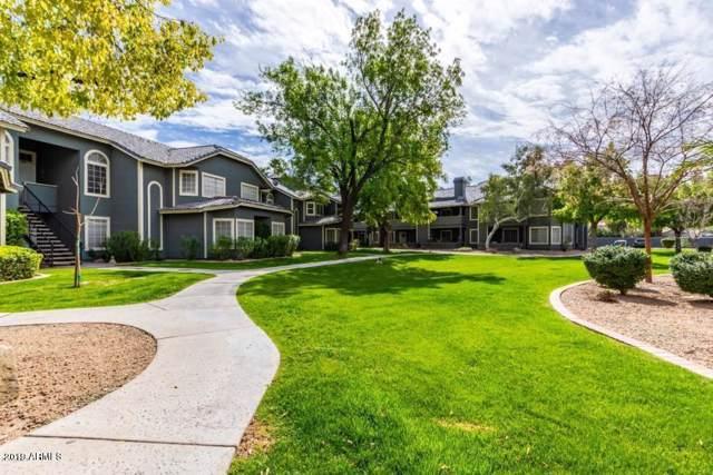 255 S Kyrene Road #105, Chandler, AZ 85226 (MLS #5963777) :: Devor Real Estate Associates
