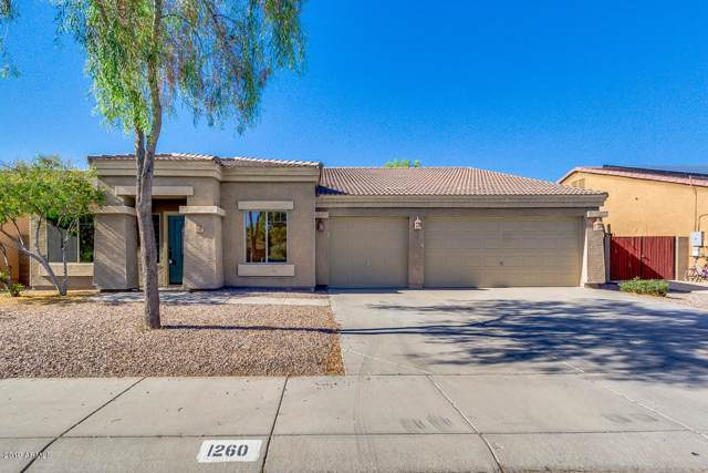 1260 W Chimes Tower Drive, Casa Grande, AZ 85122 (MLS #5963791) :: Lux Home Group at  Keller Williams Realty Phoenix