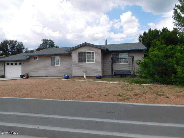 116 E Quail Hollow Drive, Payson, AZ 85541 (MLS #5963841) :: Occasio Realty